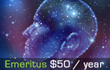 Emeritus membership $50 CAD/year